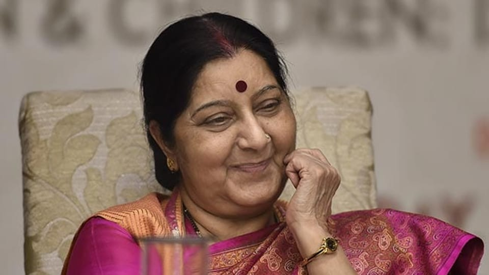 Sushma Swaraj demise is an incalculable loss to India, her friends all around the globe and to diplomacy.