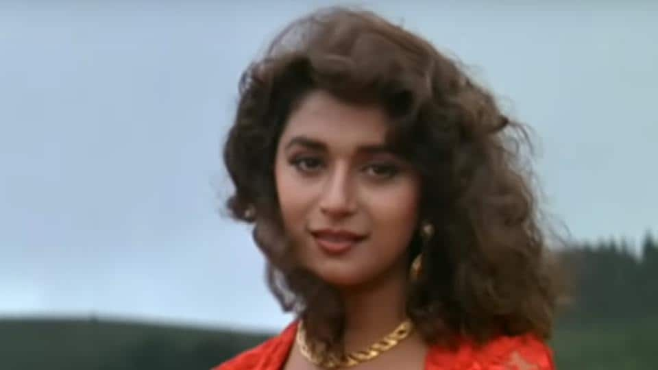 Decoding Madhuri Dixit's looks from HAHK in its 25th year.
