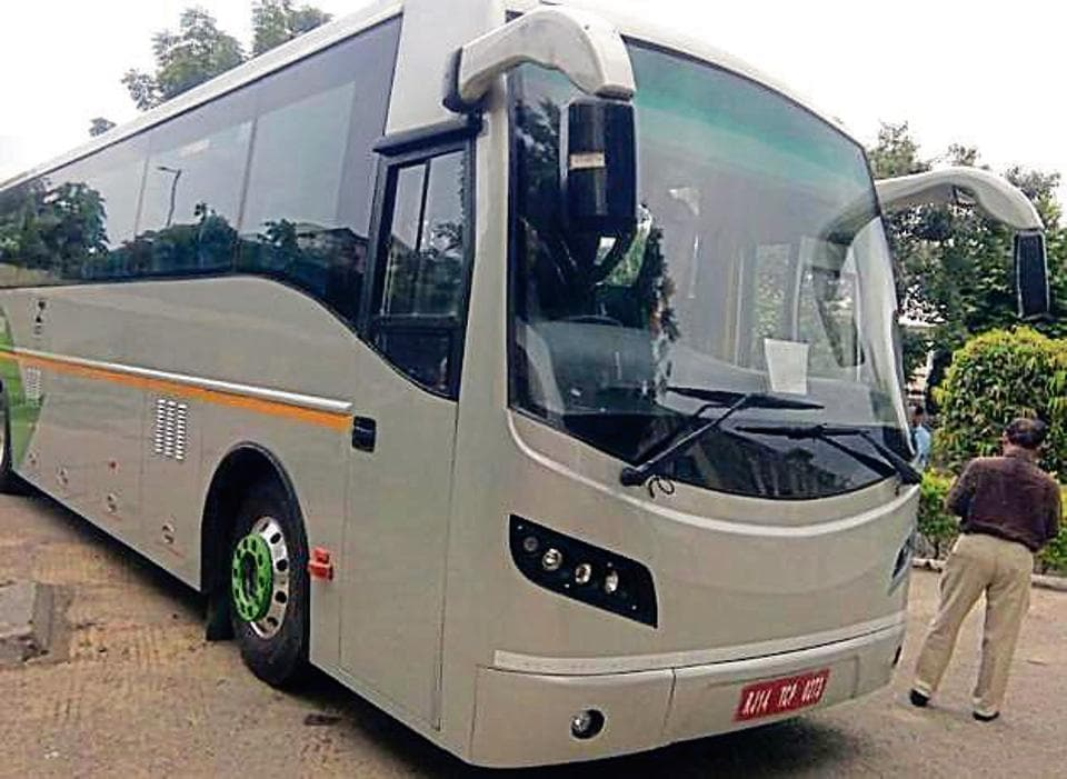 State Volvo buses in Rajasthan may become cheaper for three