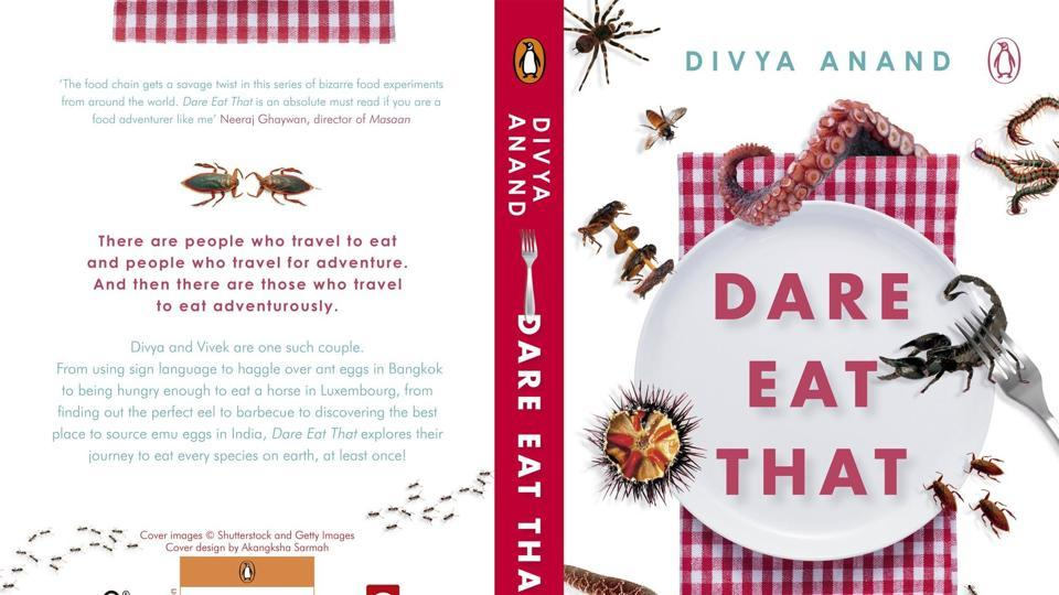 From insects and snakes to horses and half-eggs, the book takes you on a journey that starts with you feeling grossed out to actually appreciating just how diverse the food scene is around the world.