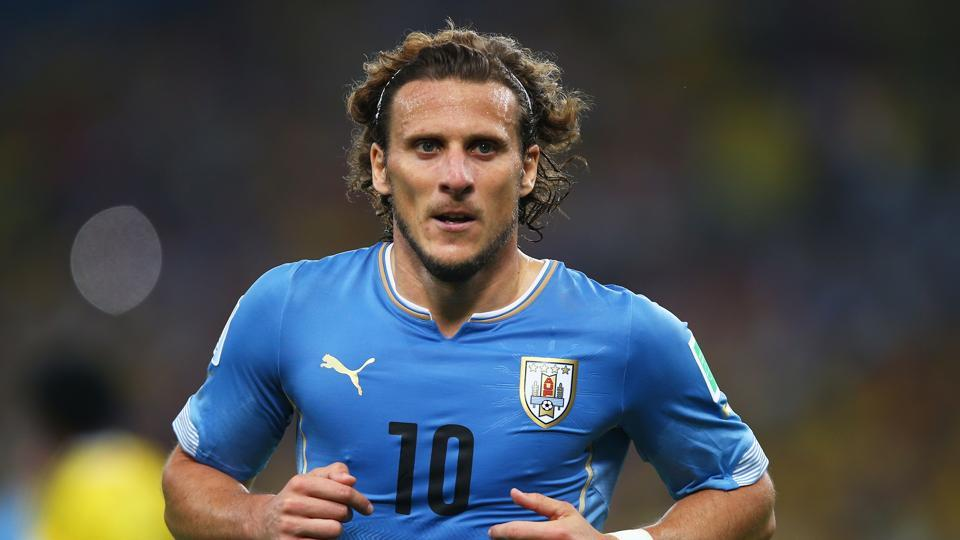 File photo of Diego Forlan.
