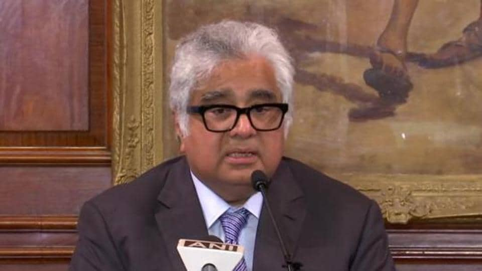 Harish Salve  was India's lawyer to defend Kulbhushan Jadhav  at the International Court of Justice.