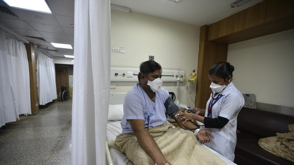 The first Directly Observed Treatment Short Course (DOTS) centre to treat tuberculosis (TB) at no cost in a private hospital of Delhi was started at Sir Ganga Ram Hospital (SRGH) in Rajinder Nagar, on Wednesday.