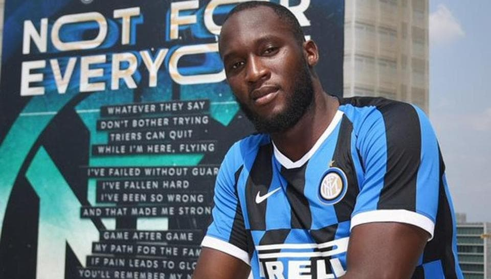 Romelu Lukaku joined Inter Milan.