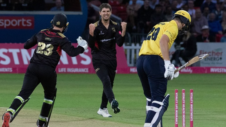 Colin Ackermann shattered T20World record.