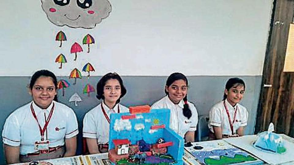 Radcliffe School, Ulwe, recently organised a PTA meeting and science exhibition.