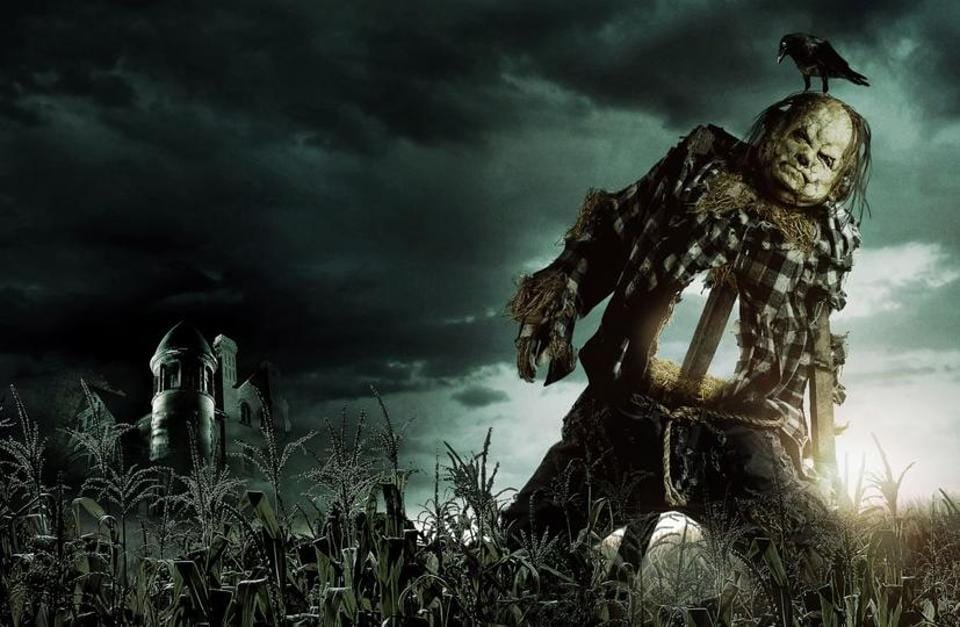 Even the rogue scarecrow and the grotesque creature made up of dismembered body parts are more guffaw-inducing than scary.