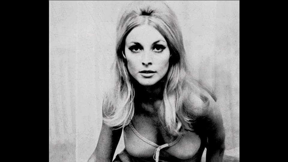 "Sharon Tate was a model and rising film star after her breakout role in the 1966 film, ""Valley of the Dolls."" She was 8-1/2 months pregnant when she was attacked as she pleaded with her Manson Family killers to spare the life of her unborn son.  (AP File)"