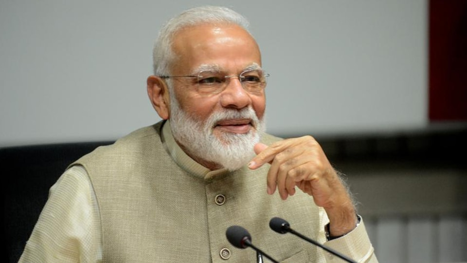 The last time the PM addressed the nation was on March 27 during the Lok Sabha elections when he announced that India had demonstrated anti-satellite missile (A-Sat) capability by shooting down a live satellite in space. (ANI photo)