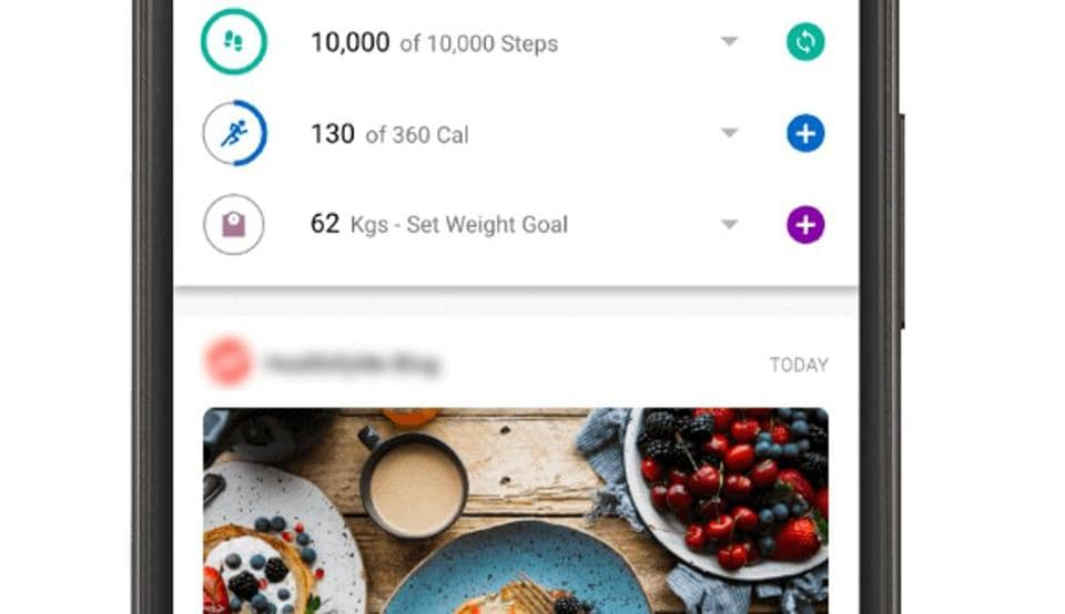 An easy way to get started with diet management is via smartphone apps that help you with logging your food intake and keeping a tab on your diet.