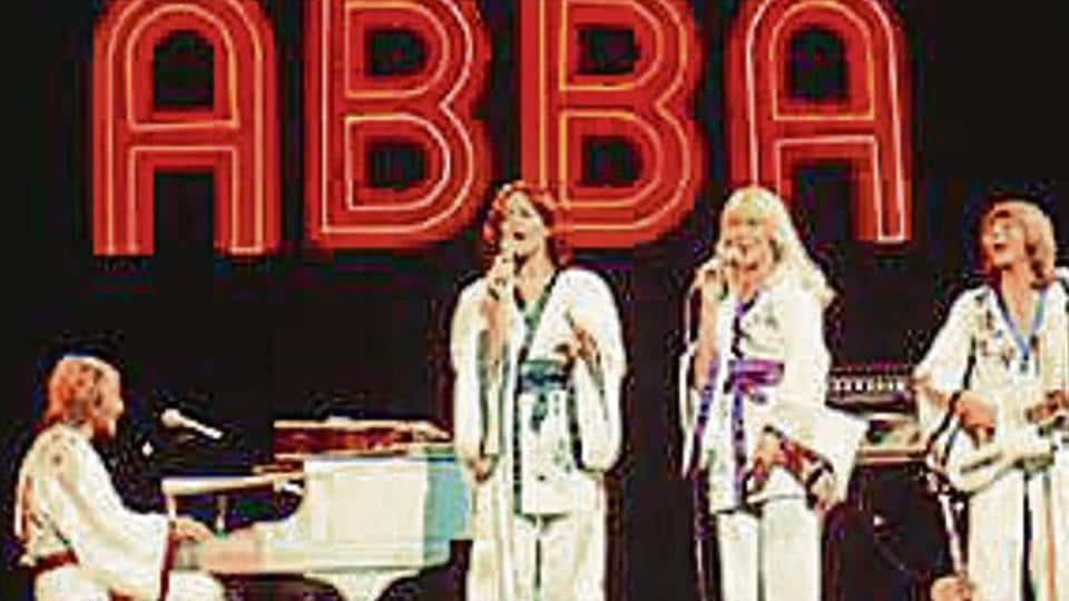 ABBA is named after the initials of the first names of its four members — Agnetha Fältskog, Björn Ulvaeus, Benny Andersson and Anni-Frid Lyngstad.