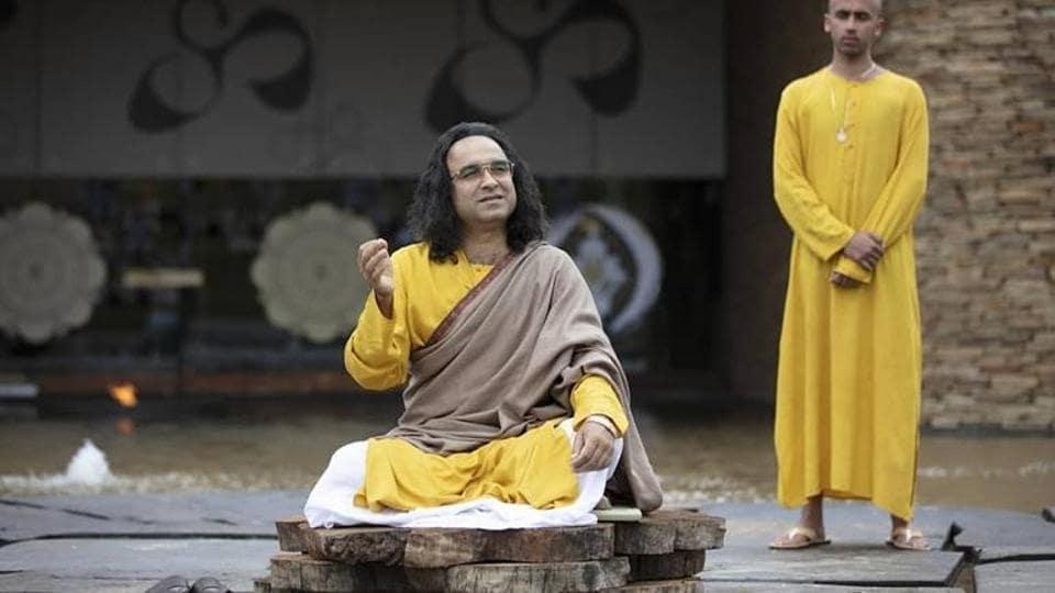 Pankaj Tripathi plays a godman in Sacred Games 2.