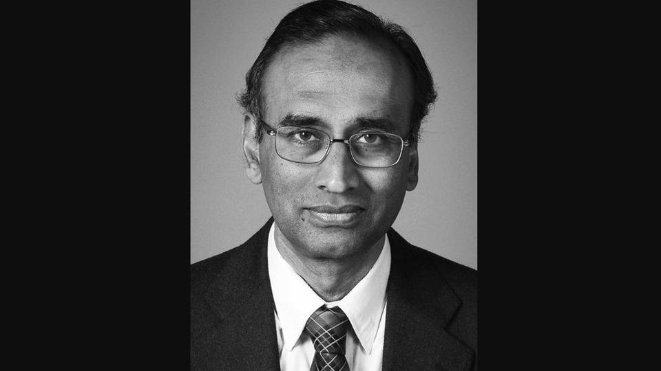 Nobel laureate Venkatraman Ramakrishnan