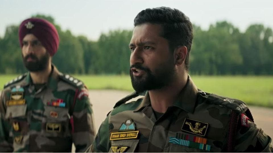 Vicky Kaushal won National Film Award for Best Actor for Uri: The Surgical Strike.