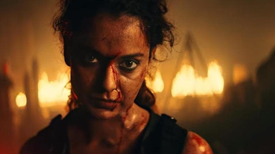 Dhaakad teaser: Kangana Ranaut plays the lead role in the film.
