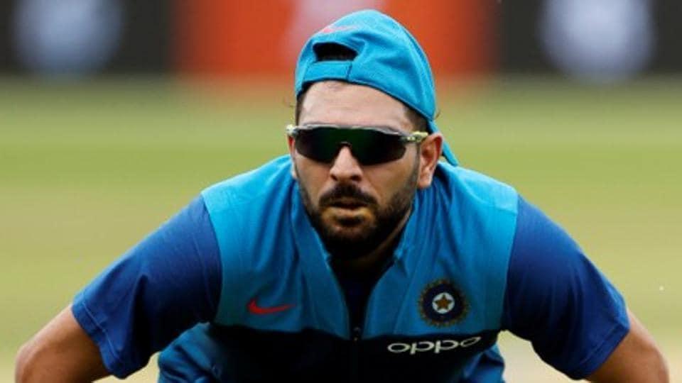 File image of former India cricketer Yuvraj Singh.