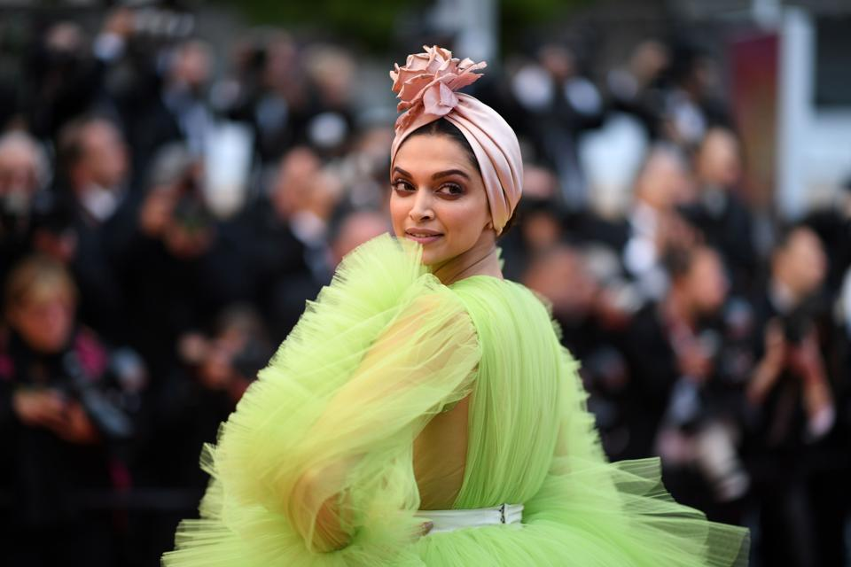 Headwraps have been popping up on Indian college campuses, in malls and on e-commerce websites, after Deepika Padukone wore a rose gold one by Emily-London on the Cannes red carpet in May.