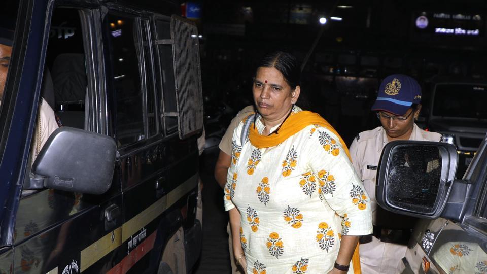 Activist Sudha Bharadwaj is in judicial custody of additional sessions judge Ravindra N Pande at the Yerawada Central Jail.