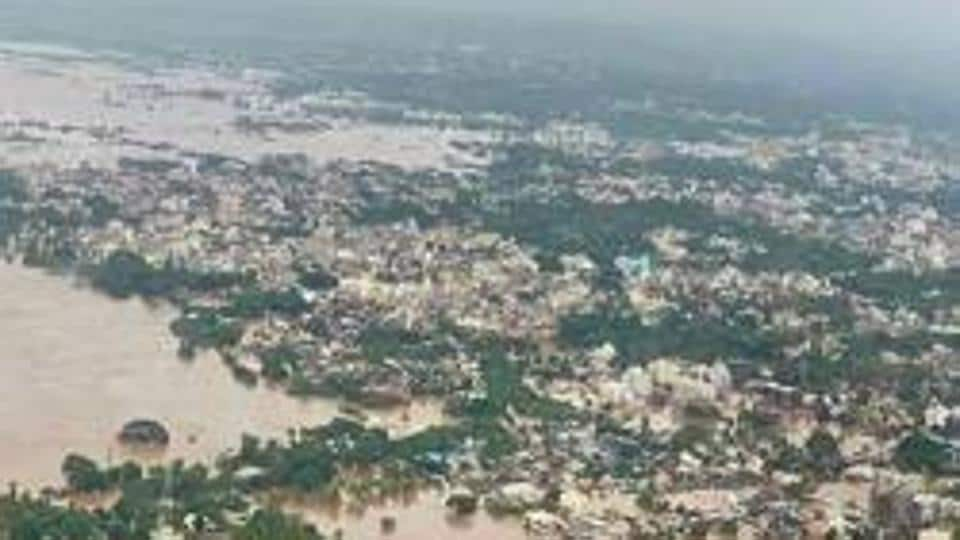 At least 2.05 lakh people have been displaced so far and 27 killed in the floods that continued to ravage western Maharashtra on Thursday