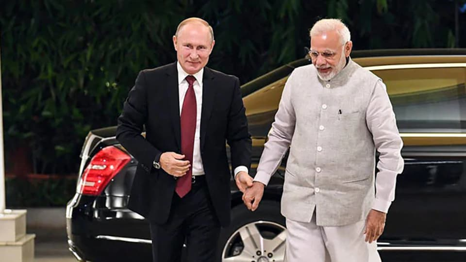 Russia is a consistent supporter of the normalisation of relations between India and Pakistan.