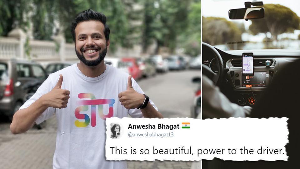 Sapan Verma told cab driver 'Bhaiyya do minute mein aaya,' then this