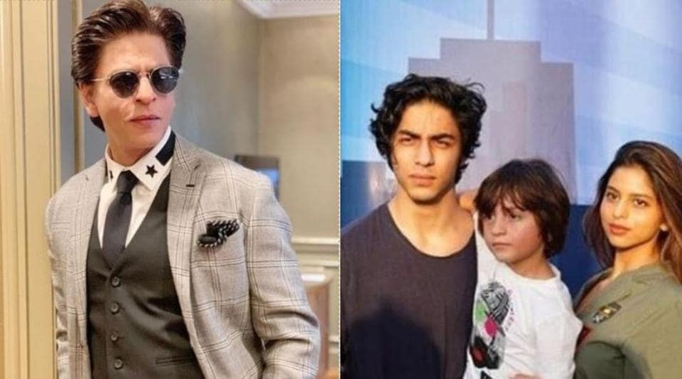 Shah Rukh Khan's kids have shown interest in film making and acting.