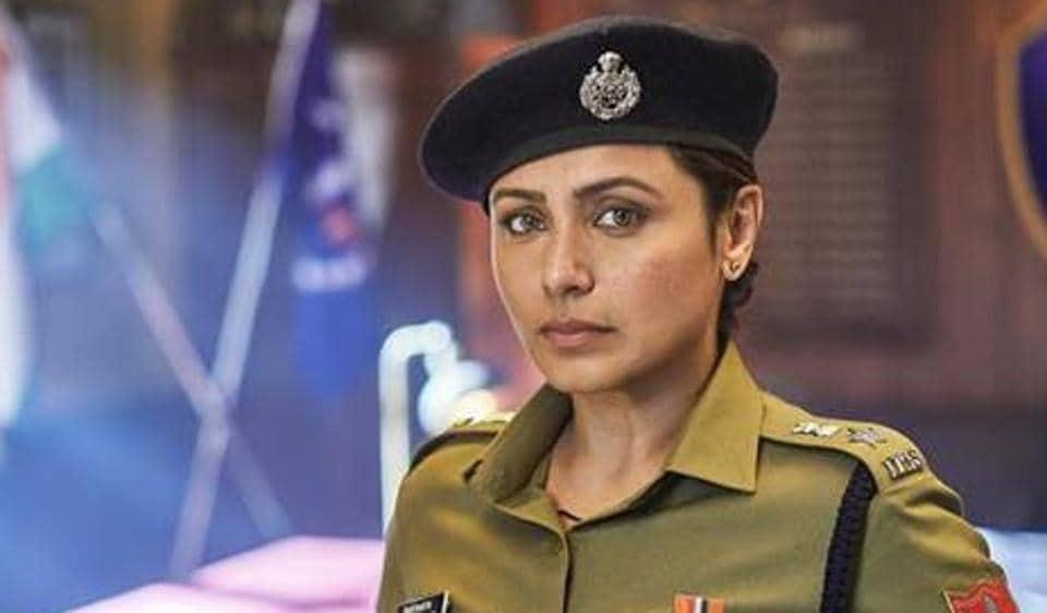 Rani Mukerji plays a cop in Mardaani 2.