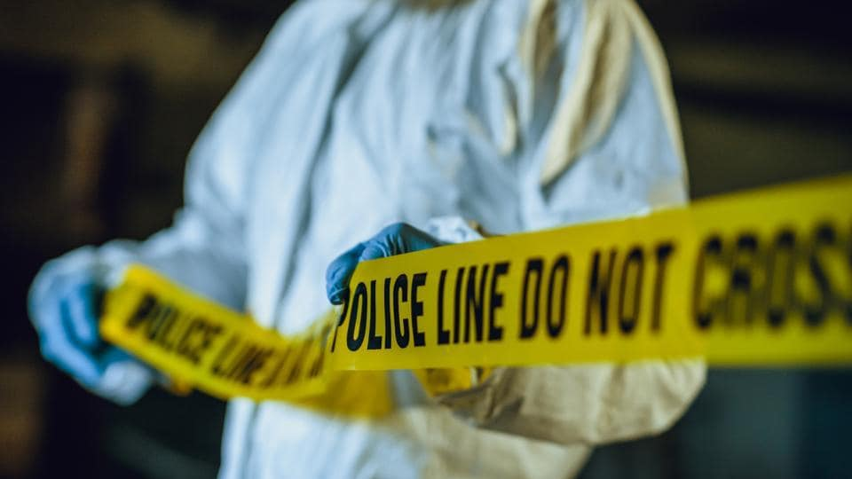 The two labourers, identified by the police within a few hours of the murder, had left Gurugram and boarded a train for Kolkata.