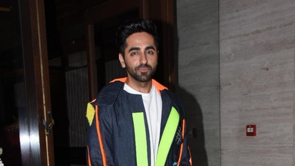 Ayushmann Khurrana shares the challenges he faced while shooting Dream Girl