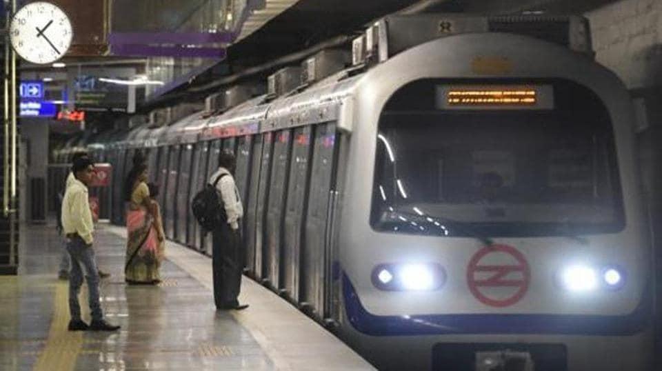 Delhi Metro employee kisses ID card twice, then hangs himself on