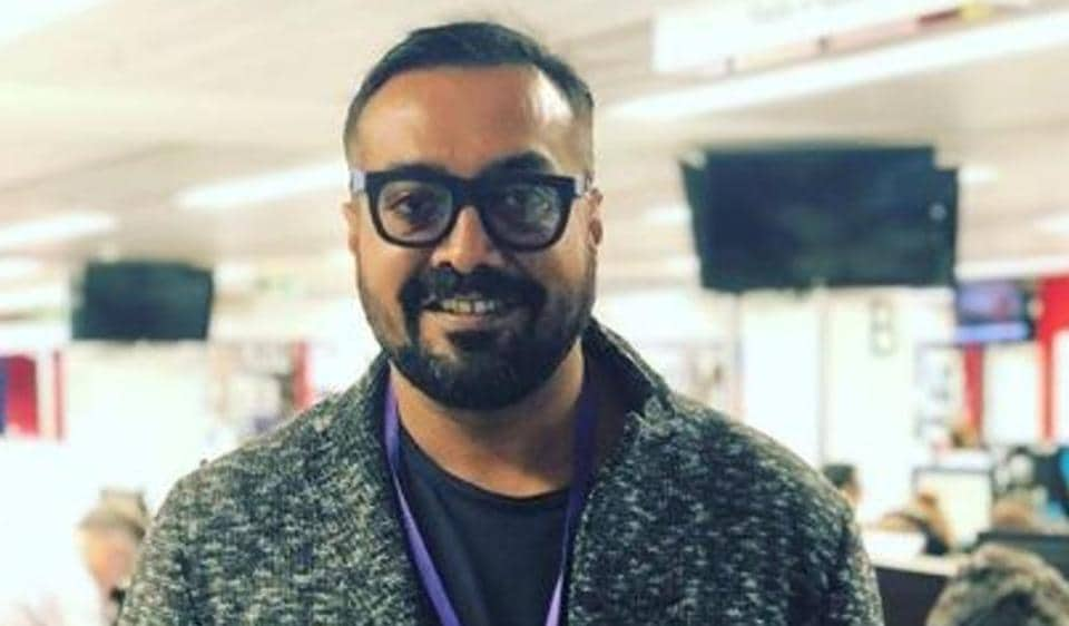 Filmmaker Anurag Kashyap deleted his Twitter account.
