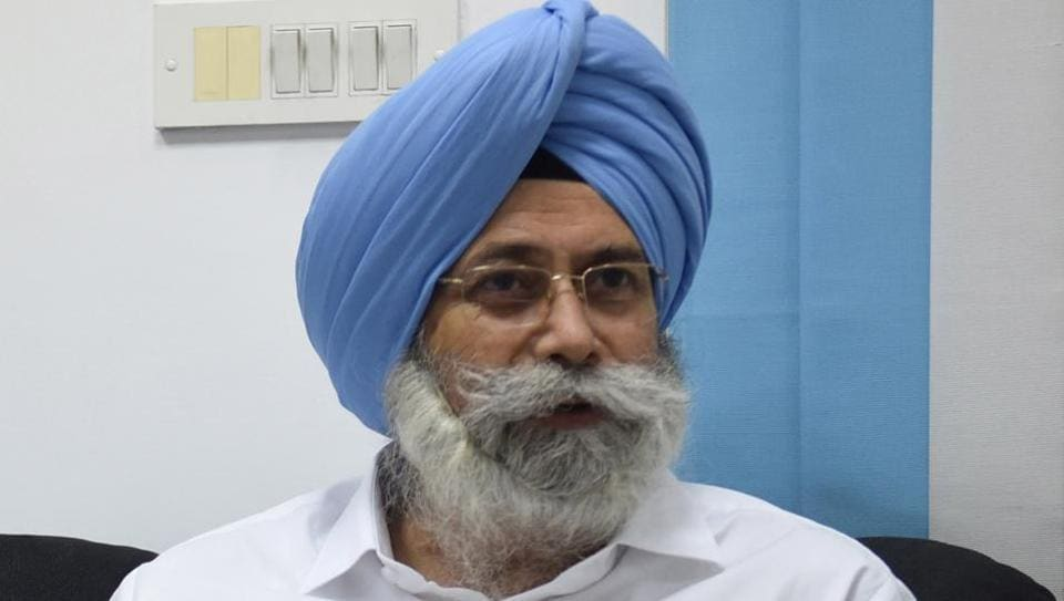 Former Aam Aadmi Party (AAP) legislator HS Phoolka on Saturday said he would never contest an election but would continue to fight as a social activist. Sanjeev Sharma/Hindustan Times