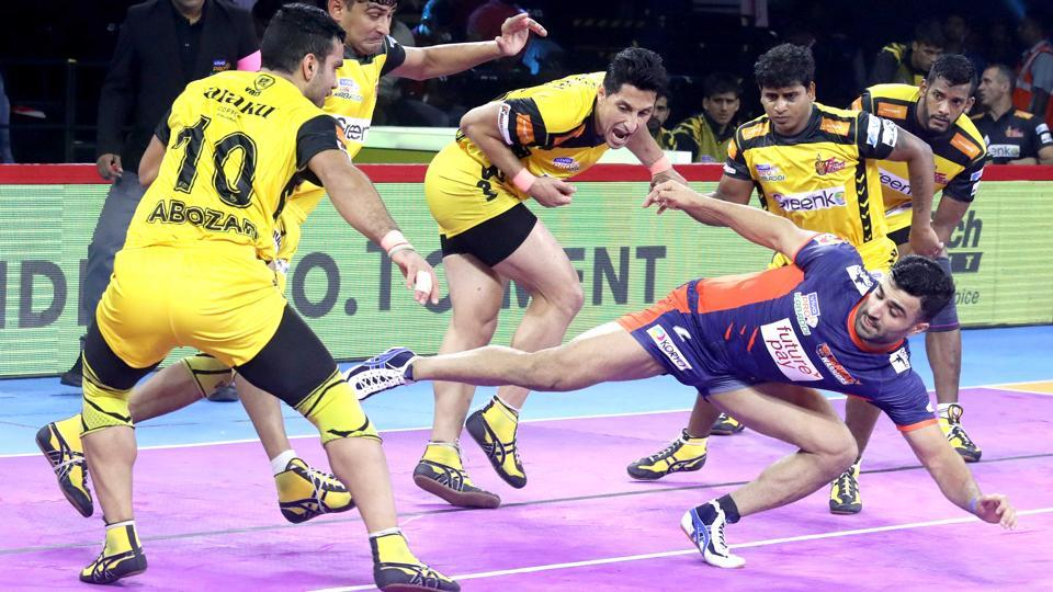 Bengal Warriors and Telegu Titans played out a draw in PKL 2019.