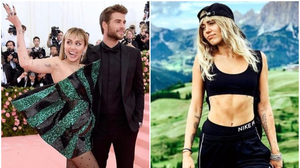 MileyCyrus and Liam Hemsworth parted ways after getting married in December 2018.