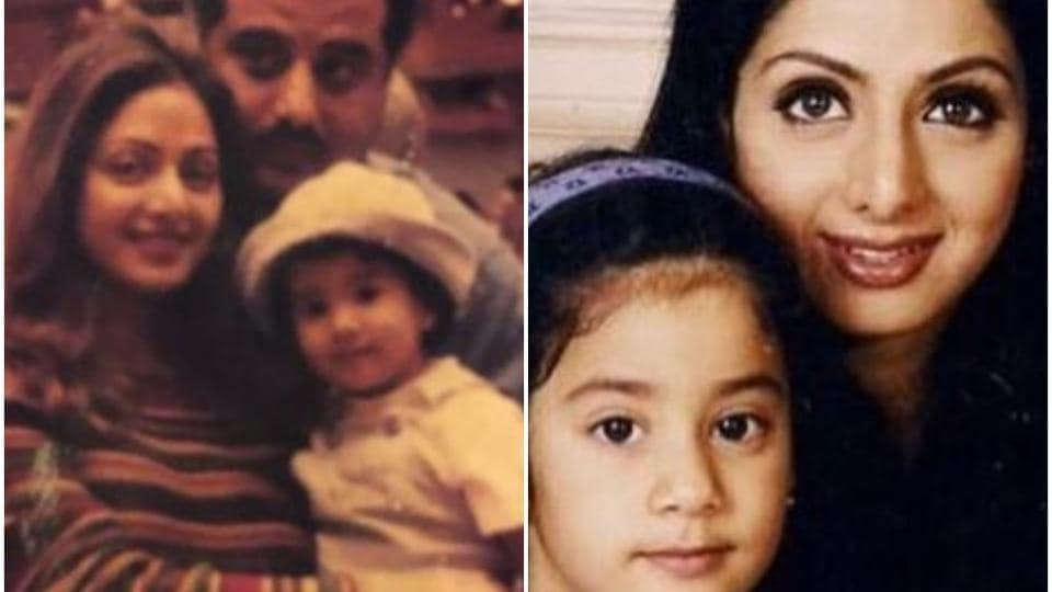 Janhavi turns Emotional on Sridevi's birthday, remembers her by this post!