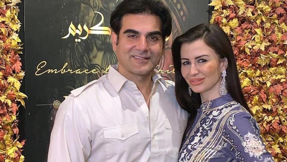 Arbaaz Khan's girlfriend Giorgia Andriani to make her debut, says 'I