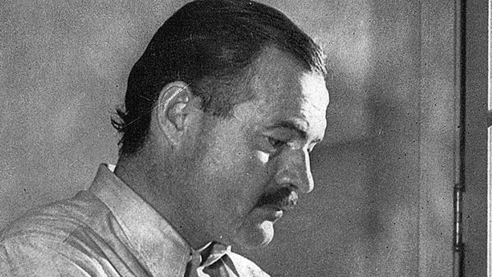 Ernest Hemingway became enamoured with the Ritz as a penniless writer in Paris in the 1920s .