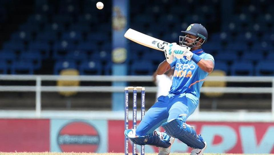 Shreyas Iyer played an impressive knock
