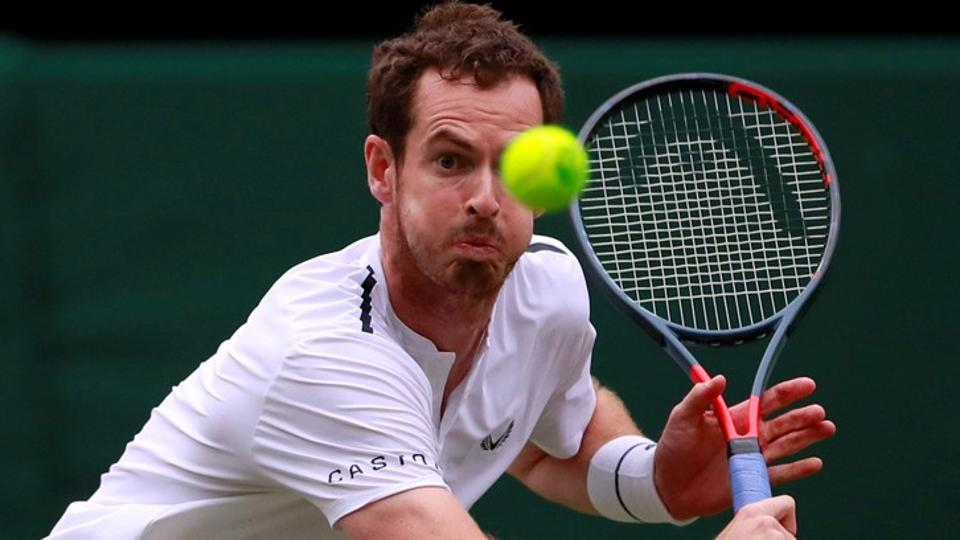 A file photo of Andy Murray.