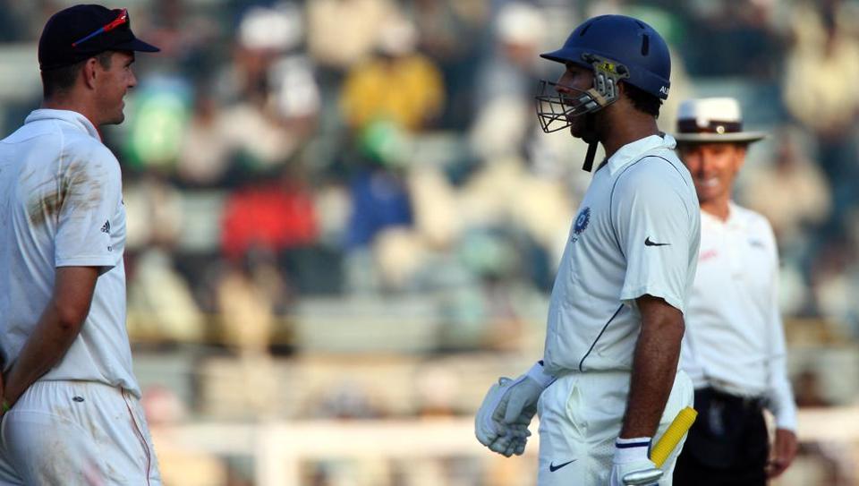 File image of Yuvraj Singh, Kevin Pietersen