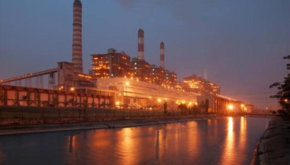 The NTPC plant at Kahalgaon in Bhagalpur district of Bihar.