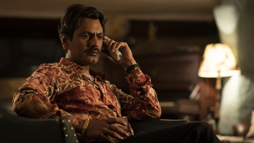 Nawazuddin Siddiqui in a still from the second season of Netflix's Sacred Games.