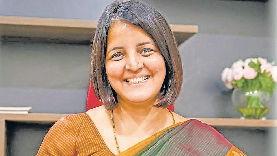 Padma Negi, principal, Billabong high international school, Andheri