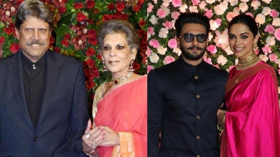 Deepika Padukone and Ranveer Singh will play Romi Dev and Kapil Dev respectively in '83.