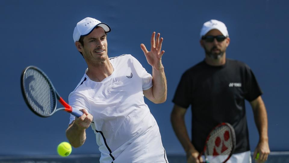 File photo of Andy Murray.