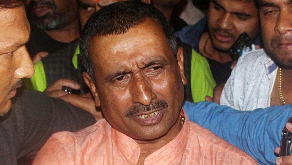 A Delhi court Tuesday framed charges against expelled BJP MLA Kuldeep Sengar for the alleged murder of Unnao rape survivor's father in judicial custody.