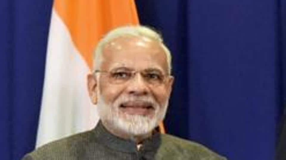 Prime Minister Narendra Modi will address the Indian diaspora in Houston.