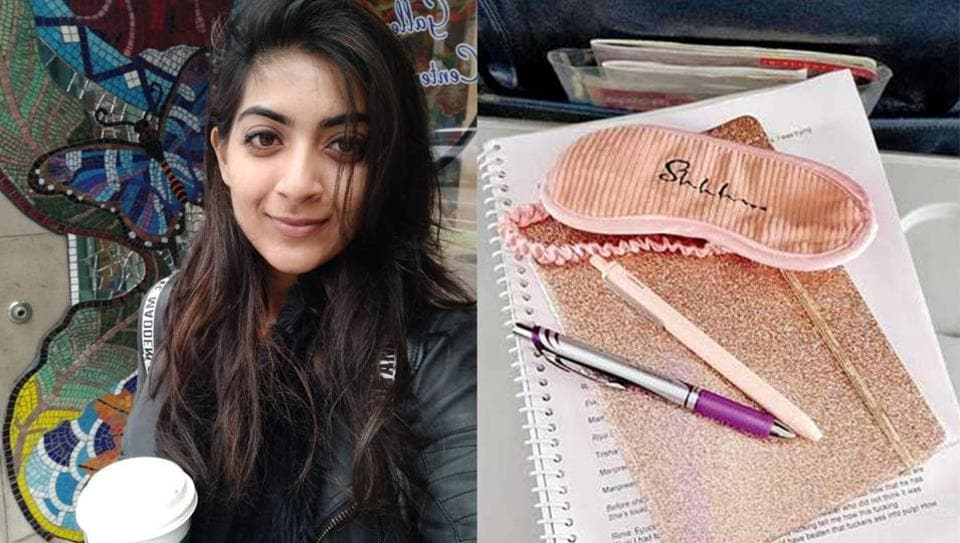 Aamir Khan's niece Zayn Marie Khan seems to be gearing up for her Bollywood debut.