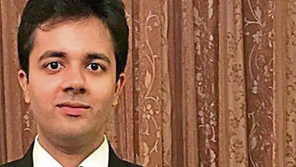 Tushar Dogra, 26, CBSE Class 10 topper for 2008.