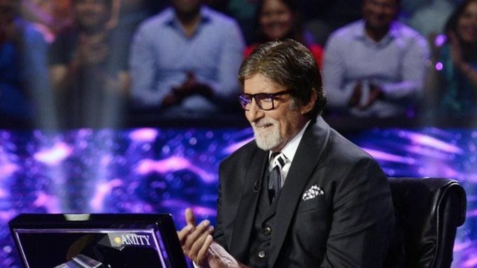 Amitabh Bachchan returns as host of Kaun Banega Crorepati for season 11.